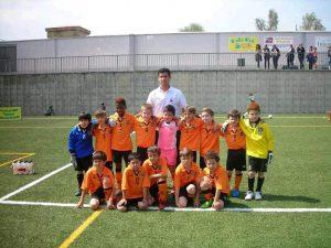AionSur Ansu-Fati-equipo-300x225 Ansu Fati, el niño que quiso ser futbolista en Herrera y acabó en el Barça Deportes Herrera