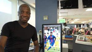 AionSur Ansu-Fati-padre-300x170 Ansu Fati, el niño que quiso ser futbolista en Herrera y acabó en el Barça Deportes Herrera