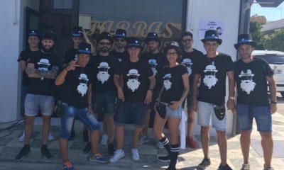 AionSur Barberos-Herrera-1-400x240 Herrera se llena de barberos solidarios por una buena causa Herrera Sociedad