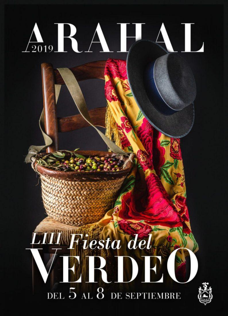AionSur CARTEL-FERIA-ARAHAL-2019 Arahal acude a su cita de promoción de las Fiestas del Verdeo en Sevilla Arahal Feria del Verdeo
