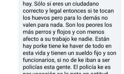 AionSur Castilleja-Policia-400x240 Ante el juez por insultar a la Policía Local en las redes sociales Castilleja de la Cuesta Sucesos  destacado