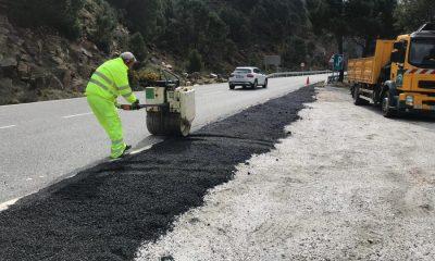 AionSur Conservacion-carreteras-400x240 La Junta incluye la A-92 en un plan para mantenimiento de carreteras Sevilla Sociedad