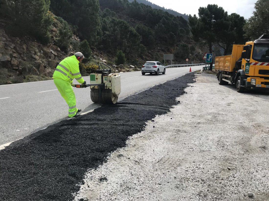 AionSur Conservacion-carreteras La Junta incluye la A-92 en un plan para mantenimiento de carreteras Sevilla Sociedad