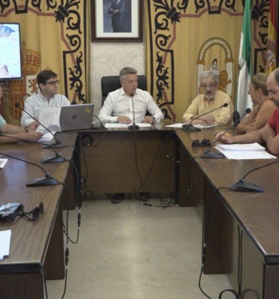 AionSur Herrera-Pleno-560x600 Herrera saca adelante un presupuesto que supera los 6,3 millones de euros Herrera Política