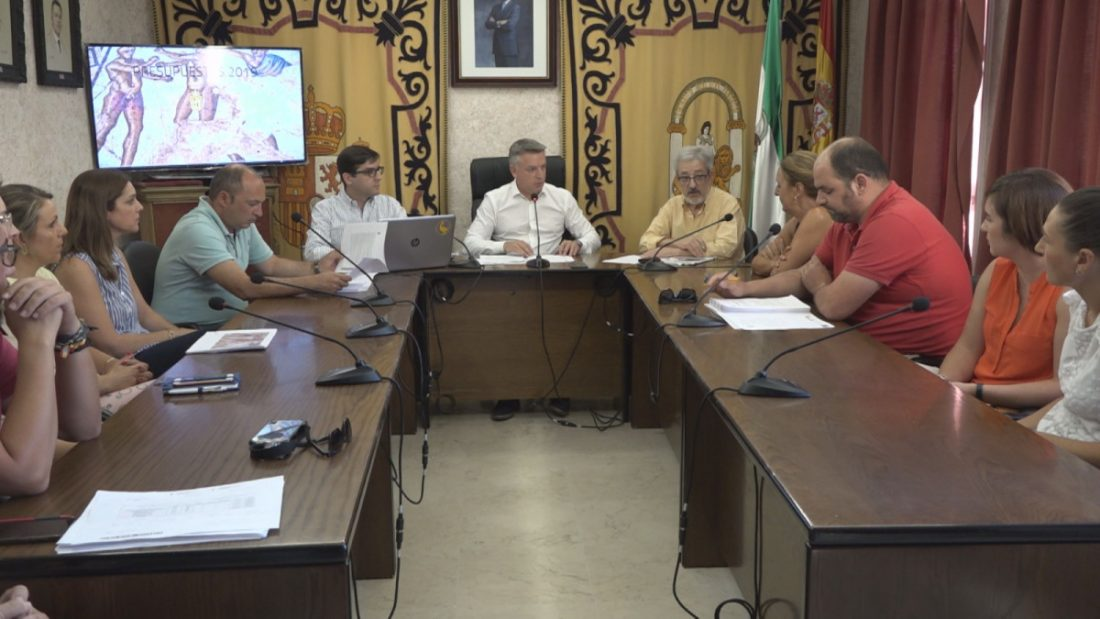 AionSur Herrera-Pleno Herrera saca adelante un presupuesto que supera los 6,3 millones de euros Herrera Política