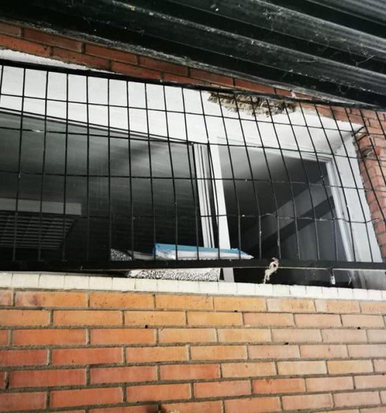 AionSur IES-Camas-3-560x600 Los destrozos en un instituto de Camas se suceden sin que nadie lo remedie Camas Sucesos