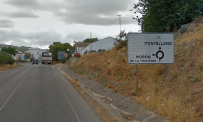 AionSur Montellano-400x240 Buscan al conductor de un coche que ha atropellado a un anciano y se ha dado a la fuga en Montellano Provincia Sucesos