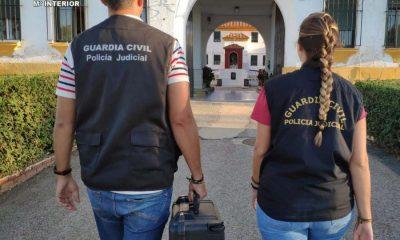 AionSur guardia-civil-robo-400x240 Detenido en Santiponce por varios robos en un hotel de Isla Cristina Huelva Sevilla Sucesos