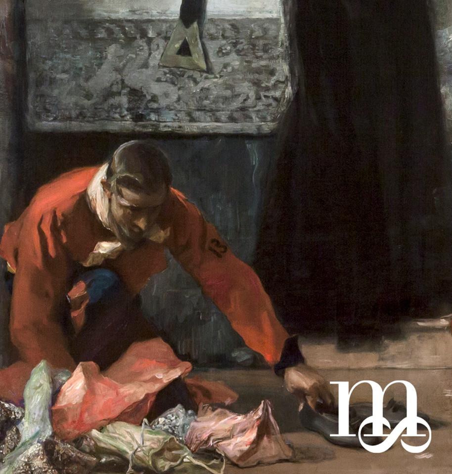 AionSur muerte-maestro-2 La curiosa referencia a la superstición en el cuadro 'La muerte del maestro' Cultura Sociedad