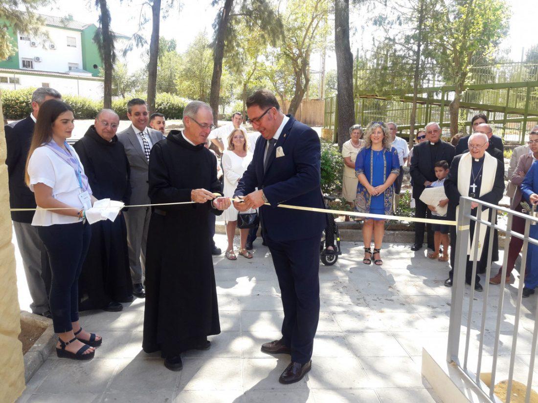 AionSur 20190929_140235_001-compressor San Juan de Dios de Alcalá de Guadaíra estrena una nueva unidad residencial para abrir los actos de su 50 aniversario Alcalá de Guadaíra