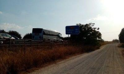 AionSur 70154482_388746845383297_4344241909598781440_n-compressor-400x240 Herido leve en un accidente en la A-92 a su paso por Paradas Paradas Sucesos