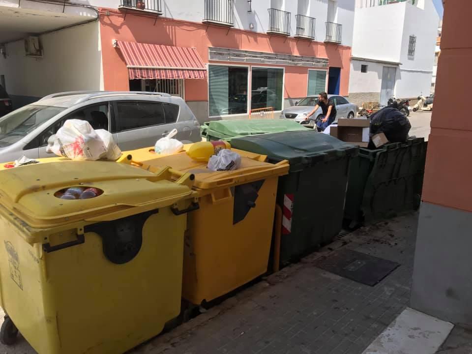 AionSur 71330063_1453912141437124_3576171086988967936_n-compressor Los contenedores de la calle Genil de Arahal no se moverán hasta que haya consenso de los vecinos Arahal destacado
