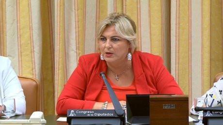 AionSur Beatriz-Carrillo-Comision-Congreso Beatriz Carrillo, primera mujer gitana que preside una comisión en el Congreso Sevilla Sociedad