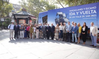 AionSur Bus-prodetur-400x240 El bus de la Diputación sale de gira por Andalucía, Extremadura y Faro Provincia Sociedad