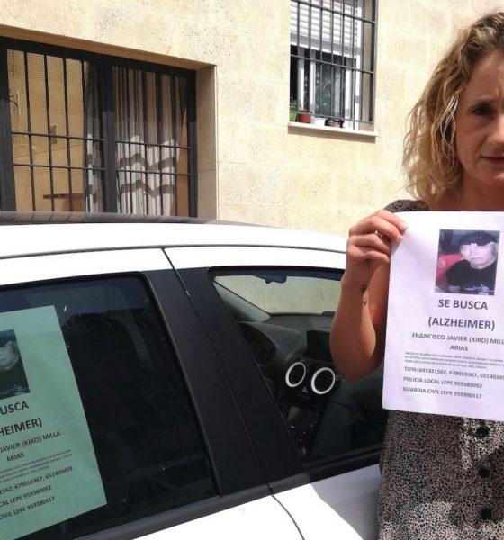 AionSur Desaparecido_Familia-3-560x600 Piden voluntarios para buscar al anciano sevillano desaparecido en La Antilla Huelva Sevilla Sucesos