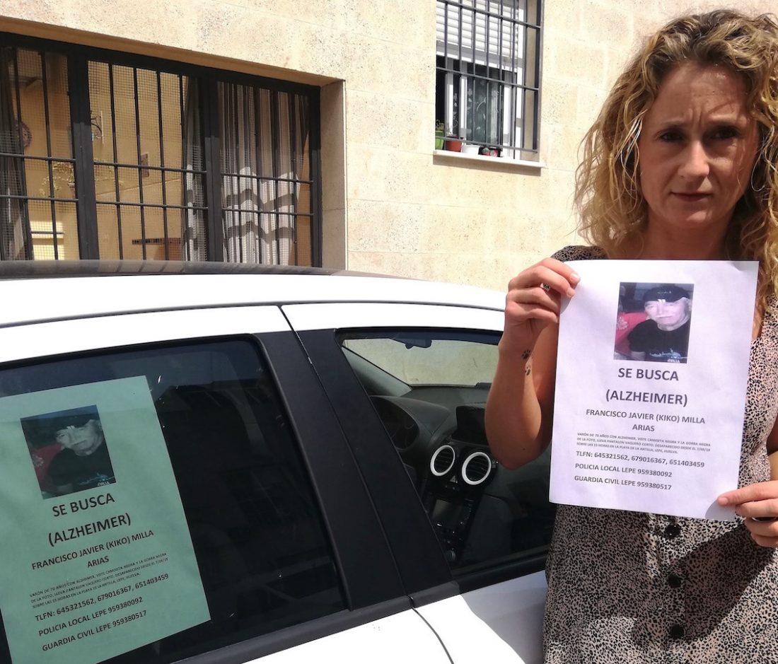 AionSur Desaparecido_Familia-3 Piden voluntarios para buscar al anciano sevillano desaparecido en La Antilla Huelva Sevilla Sucesos
