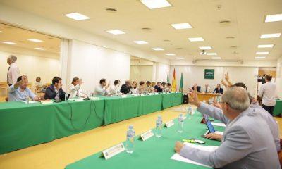AionSur Diputacion-Pleno-400x240 La Diputación de Sevilla aprueba la mayor partida de fondos Fear de su historia, con 97 millones Diputación Sevilla