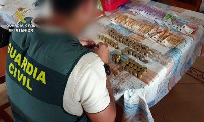 AionSur Drogas-Los-Palacios-400x240 Detenido un matrimonio por vender drogas en Los Palacios Los Palacios Narcotráfico Sucesos