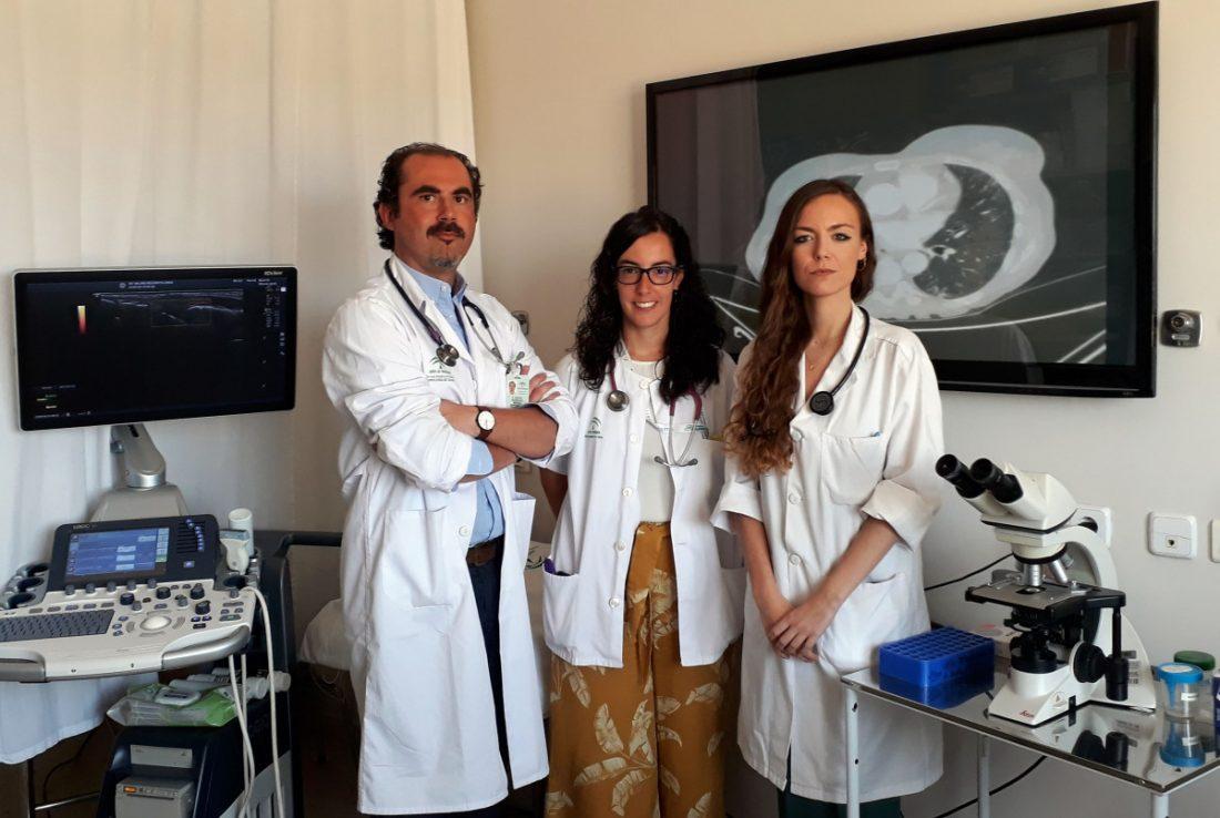 AionSur INVESTIGADORES-compressor Reumatólogos de Valme profundizan en el impacto del Lupus sobre el aparato respiratorio Hospitales Salud