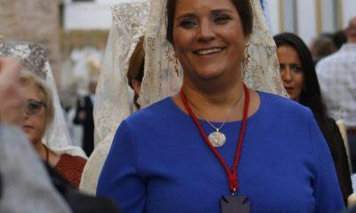 AionSur Maruja-Vilches-1-400x240 Elisa Morejón, la primera mujer al frente de una hermandad de Marchena Marchena Semana Santa  destacado