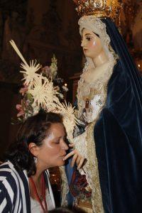 AionSur Maruja-Vilches-2-200x300 Elisa Morejón, la primera mujer al frente de una hermandad de Marchena Marchena Semana Santa destacado