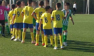 AionSur alevin-tapado-400x240 Un equipo de infantiles del CD Arahal se marcha al completo y jugará con el Paradas Deportes Fútbol destacado