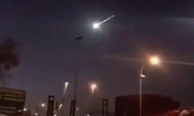 AionSur bola Una roca procedente de un asteroide provoca una bola de fuego vista desde Sevilla Sevilla Sucesos