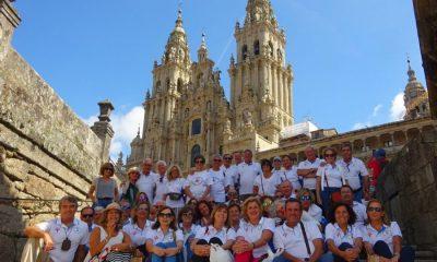 AionSur camino-santiago-valme-400x240 Diez años de Camino de Santiago para el hospital de Valme Salud Sevilla
