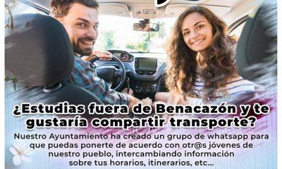 """AionSur coche-benacazon-400x240 Un """"Bla Bla Car"""" para estudiantes, idea puesta en marcha en Benacazón Provincia Sociedad"""