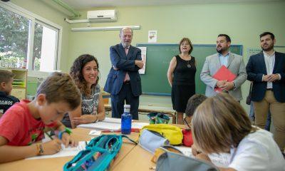 AionSur colegios-gines-diputacion-400x240 La Diputación señala su trabajo en climatización de colegios Provincia Sociedad