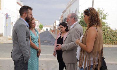 AionSur coronil-visita-400x240 Visita institucional del presidente de la Diputación a El Coronil El Coronil Provincia