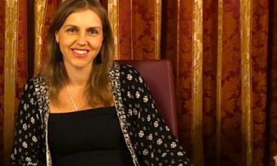 AionSur cristina-pelaez-VOX-400x240 La portavoz de Vox en Sevilla reclamó un complemento salarial que no le correspondía Política Sevilla