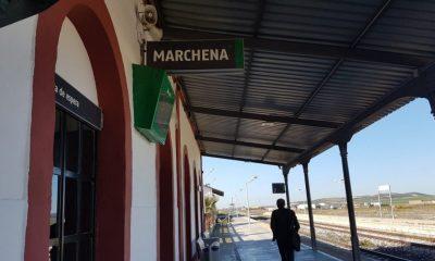 AionSur estacion-tren-Marchena-400x240 El PP reclama información sobre recortes en los trenes de Osuna, Marchena y Pedrera Provincia Sociedad