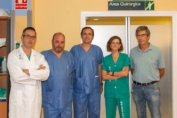 AionSur hospital-medicos La Unidad de Columna del Virgen del Rocío, una referencia nacional Salud Sevilla