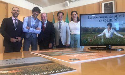 AionSur lombo-400x240 Manuel Lombo le pone música al Día Mundial del Turismo en Sevilla Diputación Provincia