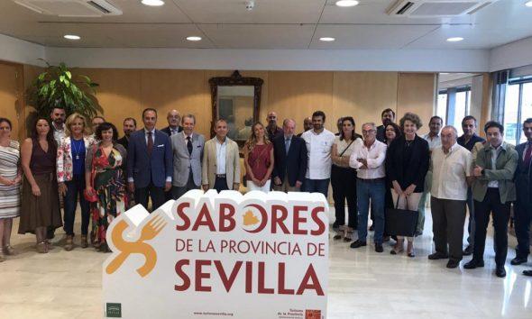 AionSur sabores-provincia-590x354 La Diputación apoya a 40 empresas sevillanas para estar en 'Andalucía Sabor' Provincia Sevilla  destacado
