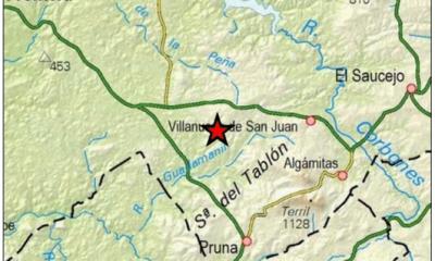 AionSur terremoto-400x240 Sentido un terremoto de 3,9 grados en Villanueva de San Juan Provincia Sucesos