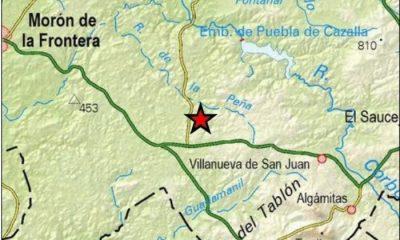 AionSur terremoto-copia-400x240 Sentidos dos terremotos, en La Puebla de Cazalla y Villanueva de San Juan Provincia Sucesos