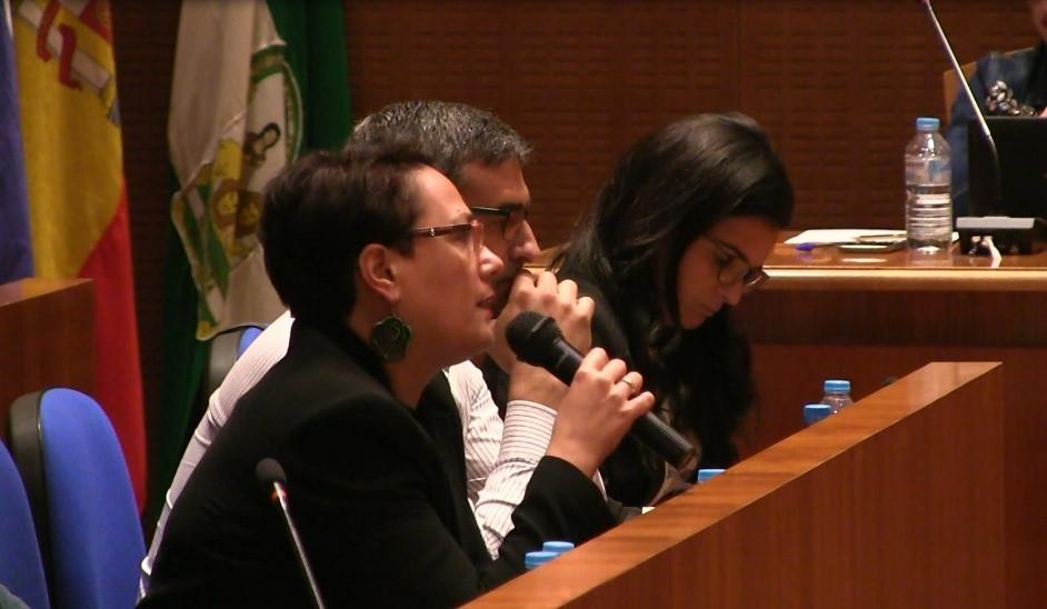 AionSur 14662f5d-740b-4d92-a15e-f7f96ddf5879 Cruce de reproches en el Pleno durante el primer debate de la creación de plazas de empleo público Arahal Política  destacado