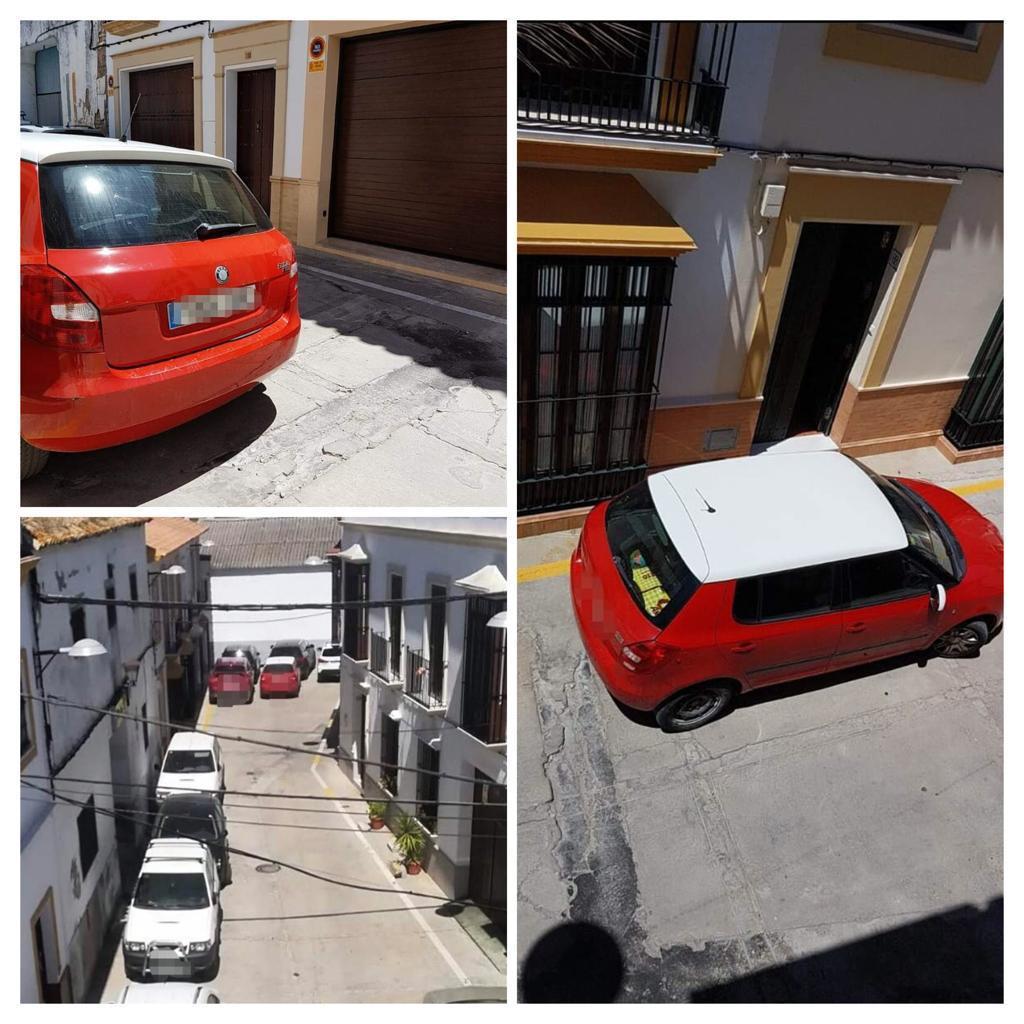 AionSur 412d735f-46ae-4a69-a9e5-2b7847023f46 Conflicto vecinal en la calle José María Iglesias por la instalación de una señal de tráfico Arahal Sociedad  destacado