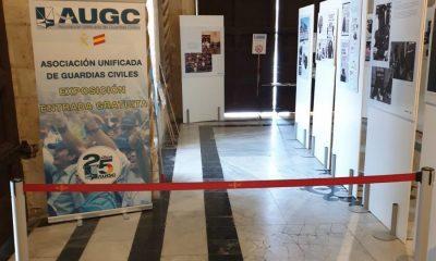 AionSur AUGC-Expo-2-400x240 La Asociación Unificada de Guardias Civiles celebra sus 25 años con una exposición Sevilla Sociedad