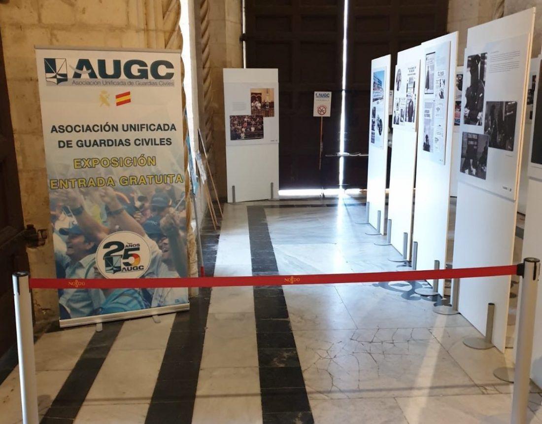 AionSur AUGC-Expo-2 La Asociación Unificada de Guardias Civiles celebra sus 25 años con una exposición Sevilla Sociedad