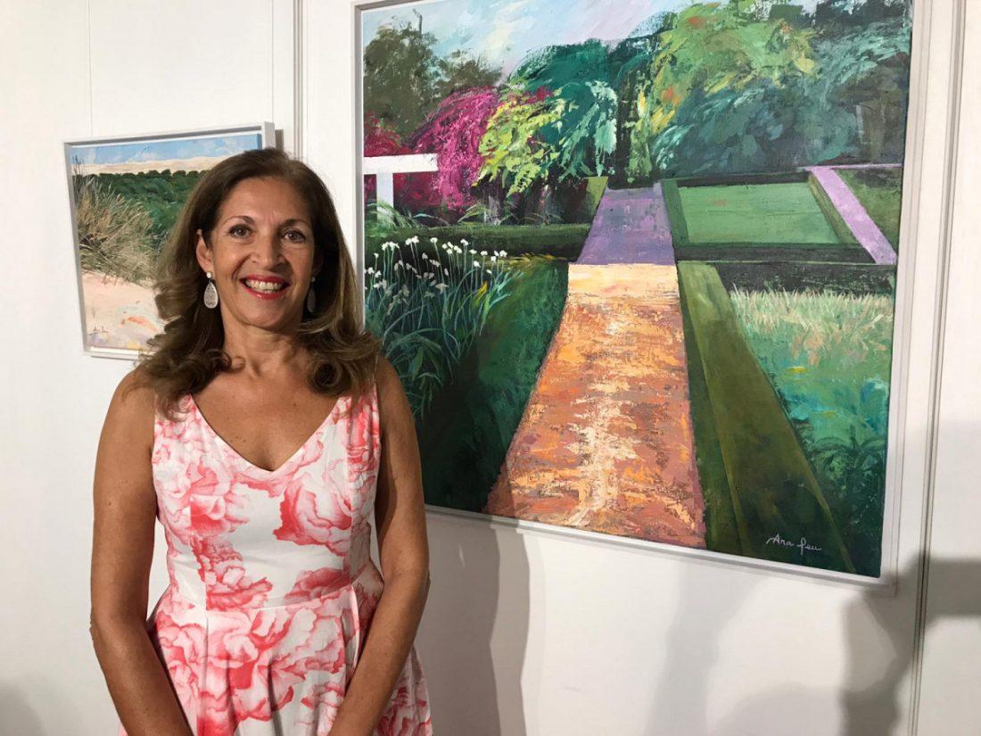 AionSur Ana-Feu-expo-1 El Caleidoscopio de Ana Feu: un retrato de la intimidad a través del espacio y el tiempo Cultura Huelva Sevilla