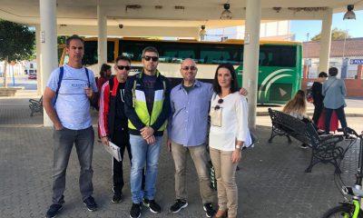 AionSur Autobuses-quejas-1-400x240 La reducción de frecuencias de autocares de Campiña y Sierra Sur provoca quejas de los usuarios Provincia Sociedad