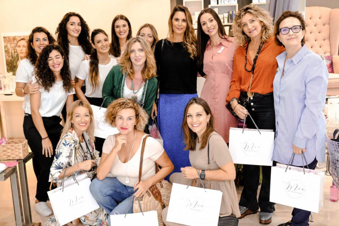 AionSur Belleza-cancer-2 Dos empresarias sevillanas se unen para que el cáncer no gane la batalla a la belleza Salud Sevilla Sociedad