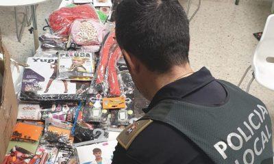 AionSur: Noticias de Sevilla, sus Comarcas y Andalucía Castilleja-Poli-400x240 Intervenidas máscaras que pueden asfixiar que se vendían en Castilleja para Halloween Castilleja de la Cuesta Sucesos