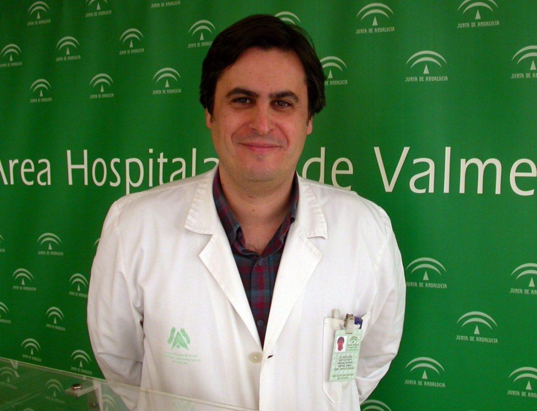 AionSur Dr.-Nicolas-Merchante-compressor Un facultativo de Valme, galardonado con el premio al Mejor Investigador Joven Hospitales Salud