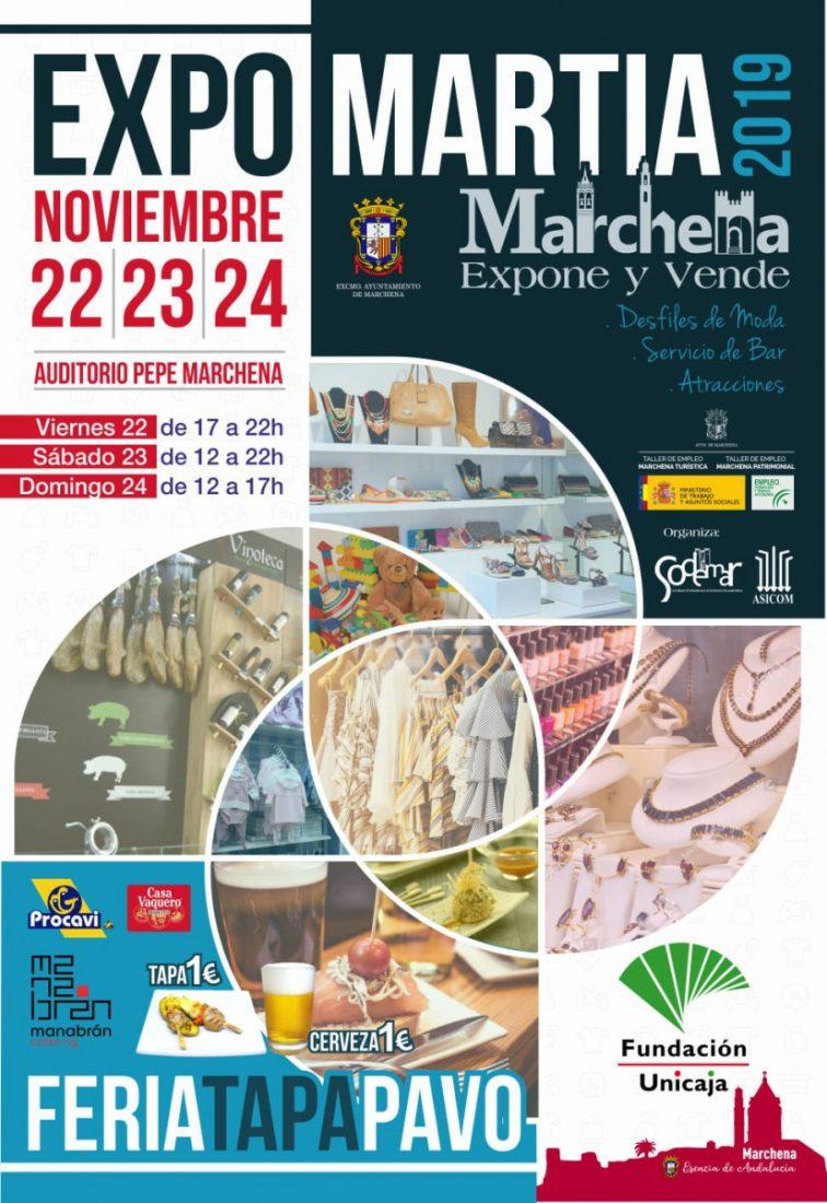 AionSur Expomartia Marchena se prepara para una nueva edición de la Feria de Muestras Expomartia Marchena Sociedad