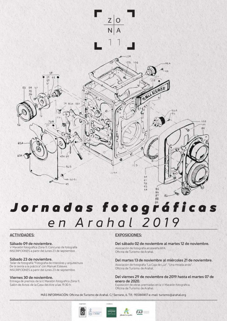 AionSur Fotos-Arahal Los amantes de la fotografía tienen una nueva cita en Arahal con 'Zona 11' Arahal Sociedad