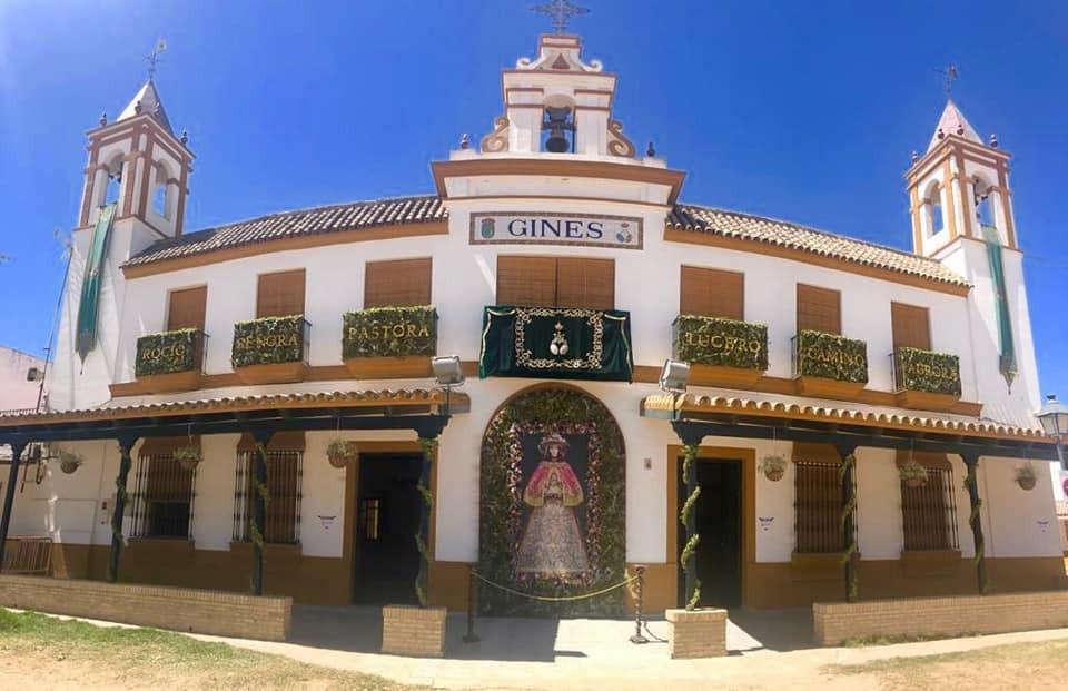 AionSur Gines_hermandad Investigan si la hermandad de Gines fue a El Rocío con dinero de la caridad Provincia Sociedad
